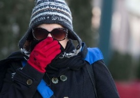 Cold Weather Increases A1Cs