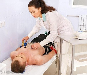 Electrocardiogram tests